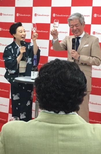 獺祭の櫻井会長