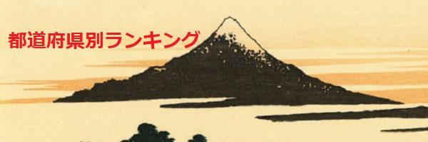 都道府県別の日本酒