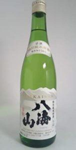 八海山の純米酒