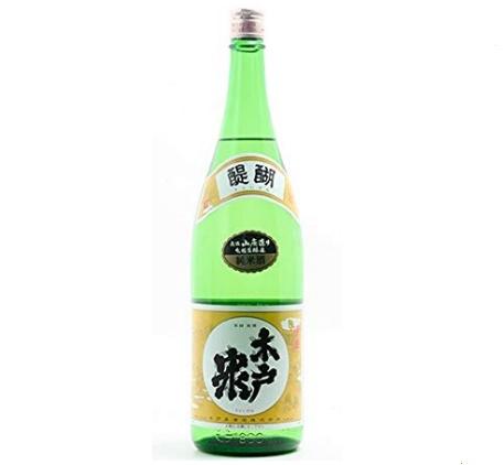 日本酒の木戸泉