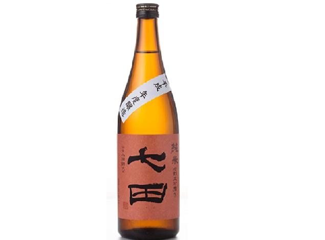 日本酒の七田